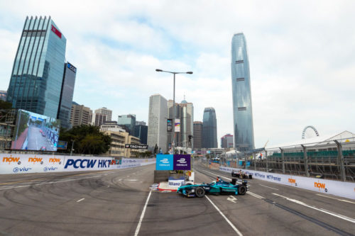 HONG KONG E-PRIX REPORT