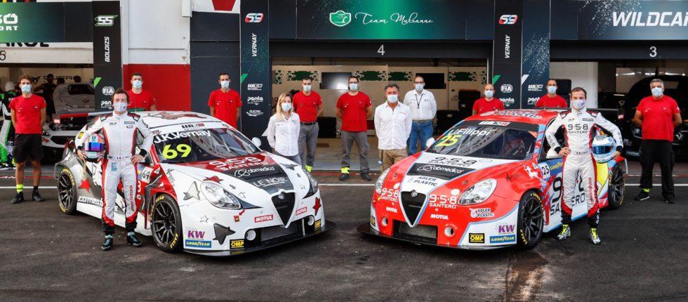 "Filippi To Race In WTCR With The Alfa ""Romeo Ferraris"" Team"